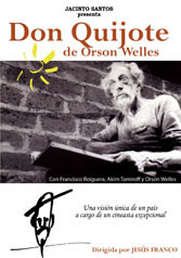 DON QUIJOTE DE ORSON WELLES - Español